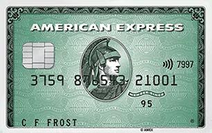 Die American Express Card