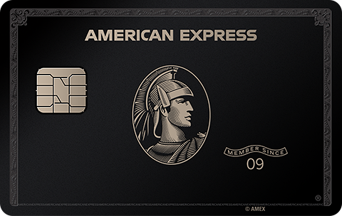 American Express Centurion Credit Card