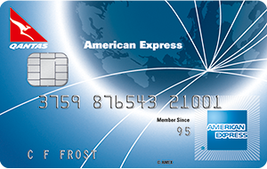 The Qantas American Express Discovery Card