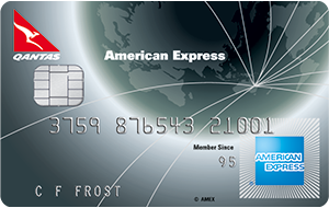 The Qantas American Express Ultimate Card