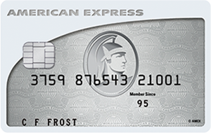 The American Express Rewards Advantage Card
