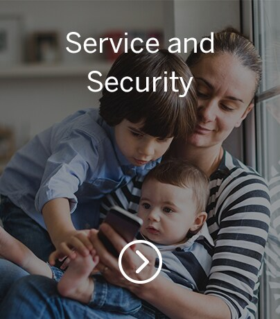 Service & Security