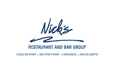 Nick's Restaurant and Bar Group logo
