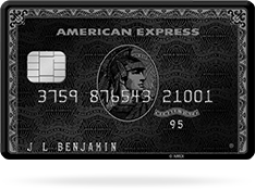 The American Express© Centurion Card