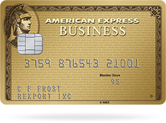 card gold business