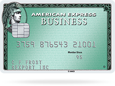 card green business