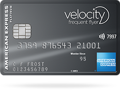 card velocity platinum