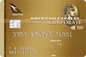 The American Express Qantas Corporate Gold Card