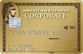 The American Express Corporate Gold Card