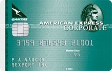 American Express® Qantas Corporate Green Card