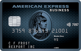 The American Express Business Explorer® Employee Credit Card