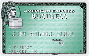 The American Express® Business Employee Card