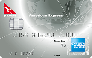 The Qantas American Express® Business Employee Credit Card
