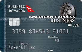 The American Express® Qantas Business Rewards Employee Card