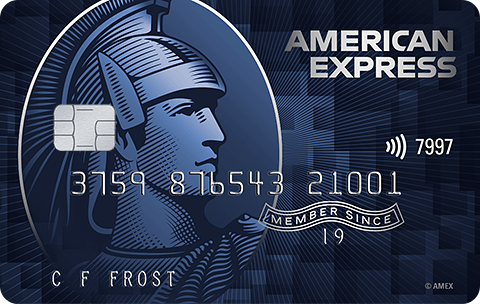 The American Express Cashback Credit Card