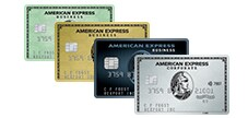 View all American Express Business Cards