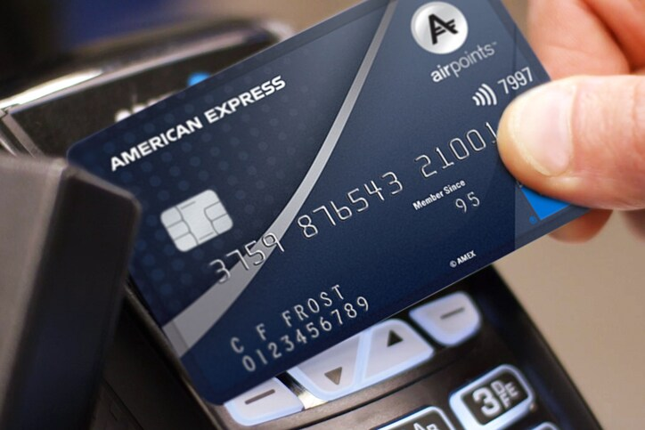 American Express® Airpoints Platinum Card