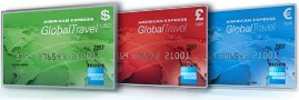 Three Global Travel Cards