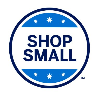 Shop Small logo.