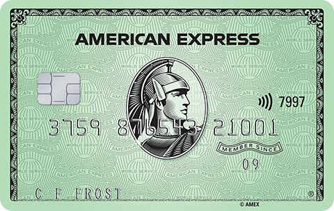 The American Express Green Card