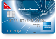 TThe Qantas American Express Discovery Card
