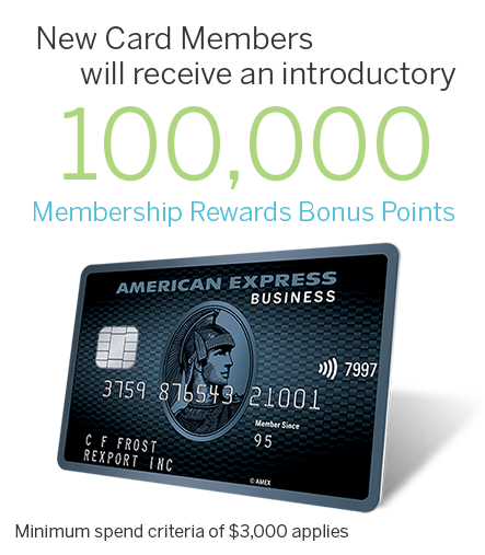 The American Express® Business Explorer™ Credit Card