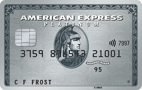 The American Express Platinum Edge Credit Card