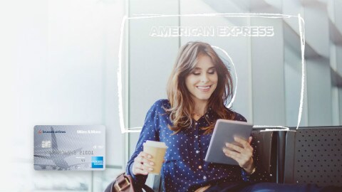 Carte American Express Luxembourg.Carte Brussels Airlines Miles More Premium Amex Belux