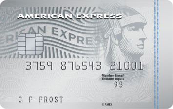 Image of the Platinum Edge Credit Card