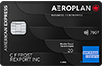 Aeroplan Corporate Reserve Card