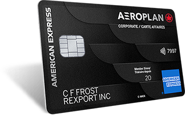 American Express® Aeroplan®* Corporate Reserve Card