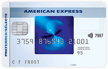 The SimplyCash Preferred™ Card from American Express