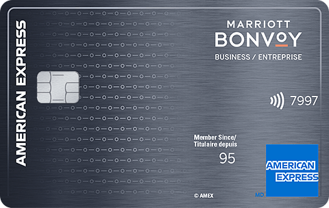 Marriott Bonvoy™ Business American Express® Card