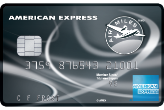 Image of the AIR MILES Reserve Credit Card