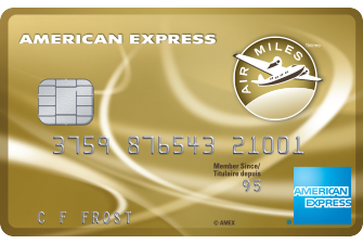 Image of the American Express AIR MILES Credit Card