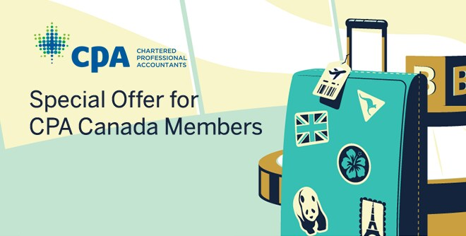 Special Offer for CPA Canada Members!