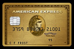 Carte Or avec primes American Express(MD)