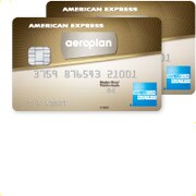Carte en Or AéroplanPlus(MD)* American Express(MD)
