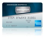 CARTE AÉROPLANPLUS(MD)* AMERICAN EXPRESS(MD)