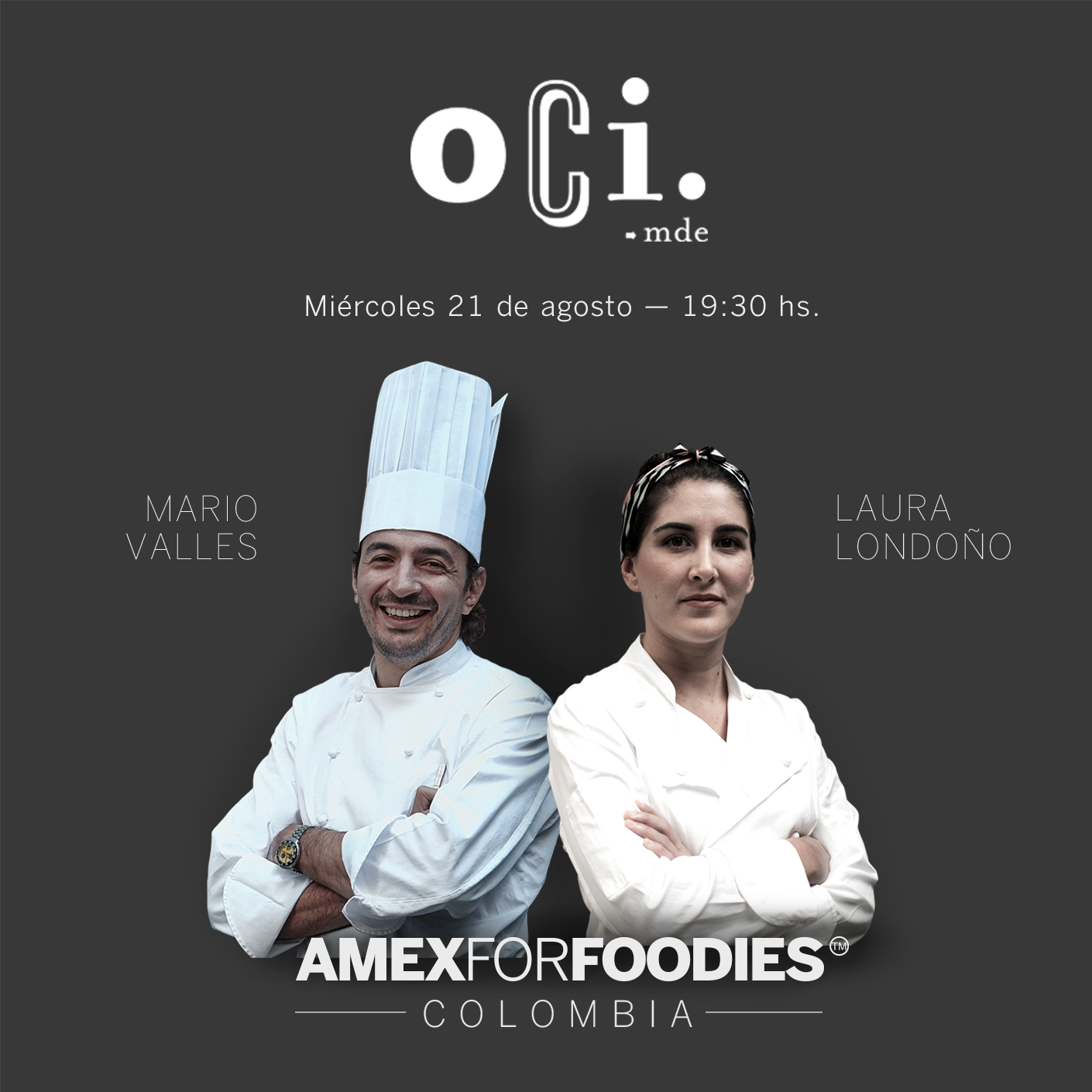 Barcal Amex For Foodies