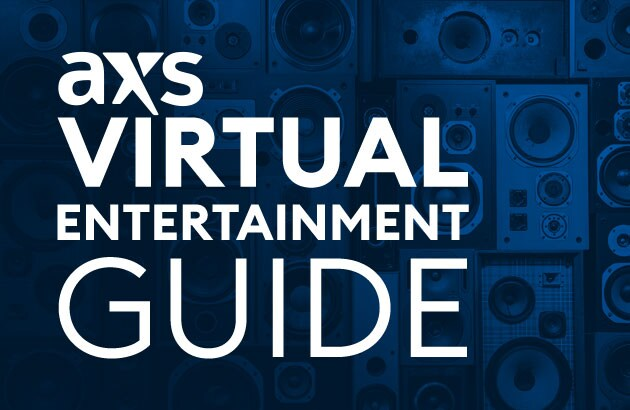 axs Virtual Entertainment Guide