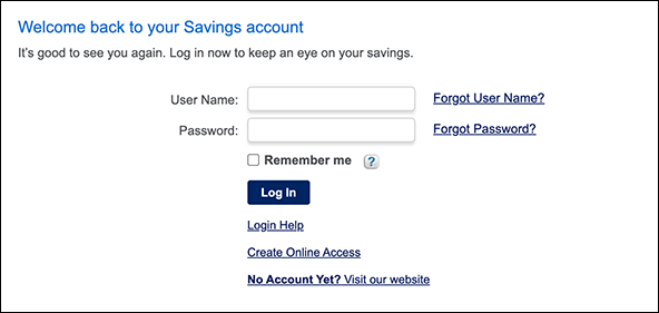 personalsavings.americanexpress.com log in