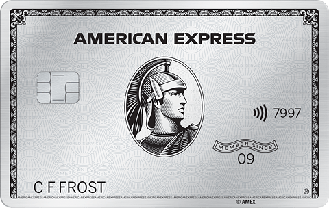 American Express® Platinum Card