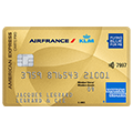 Carte PRO AIR FRANCE KLM AMERICAN EXPRESS GOLD