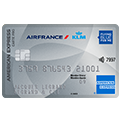 Carte PRO AIR FRANCE KLM AMERICAN EXPRESS SILVER
