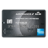 Carte AIR FRANCE KLM  AMERICAN EXPRESS PLATINUM