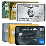 Cartes Business American Express et PRO AIR FRANCE KLM - AMERICAN EXPRESS