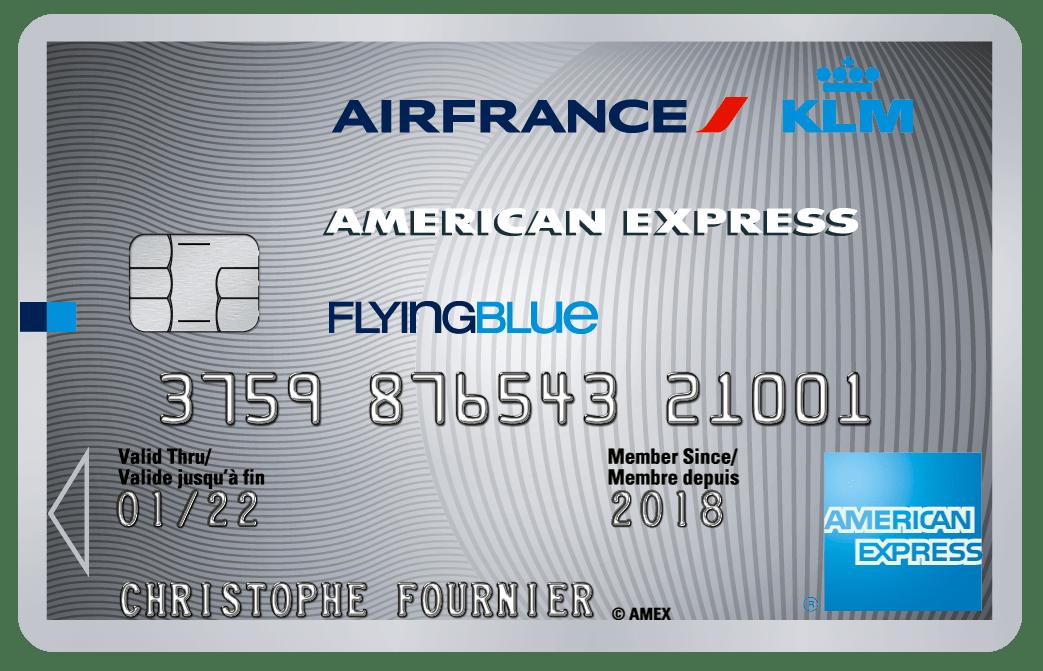 Quel Avantage Carte American Express.Carte Af Klm Amex Silver Le Programme De Fidelite Flying