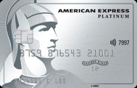 American Express Hong Kong Platinum Credit Card Home