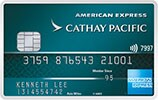 American Express® Cathay Pacific Credit Card